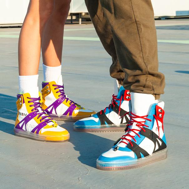 sneakers uomo e donna - inverno 2021