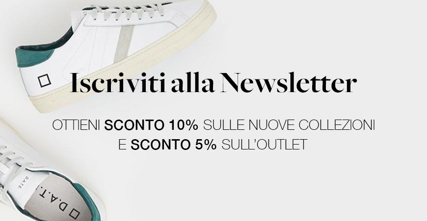 sconto newsletter - prezzi speciali